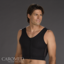 CAROMED Male Compression Vest