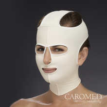 CAROMED Full Face Bandage