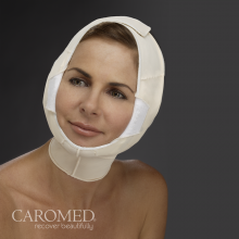 CAROMED Therma-Jaw Bandage inkl. Gel Packs