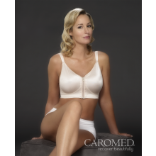 CAROMED Satin Post Augmentation Bra